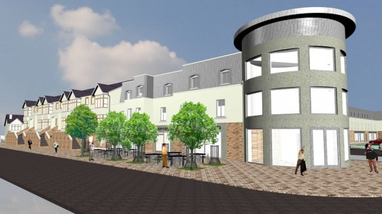 Gorey Mixed Use Development